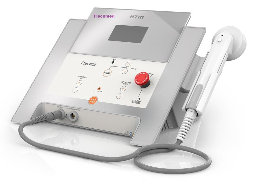 Laser Fluence Analgésico, Circulatório, Anti-inflamatório, Cicatrizante, Regenerativo já Acompanha 02 Óculos