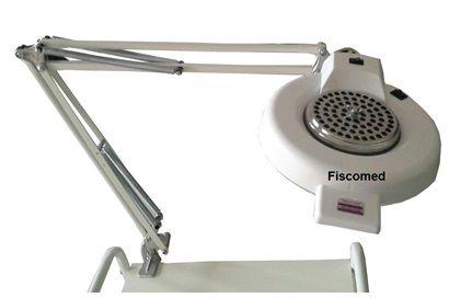 Luminária Com Exaustor Para Podologia