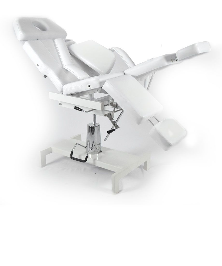 Maca de Podologia Luxo Hidráulica Rotação de 360 Graus Brinde Micromotor