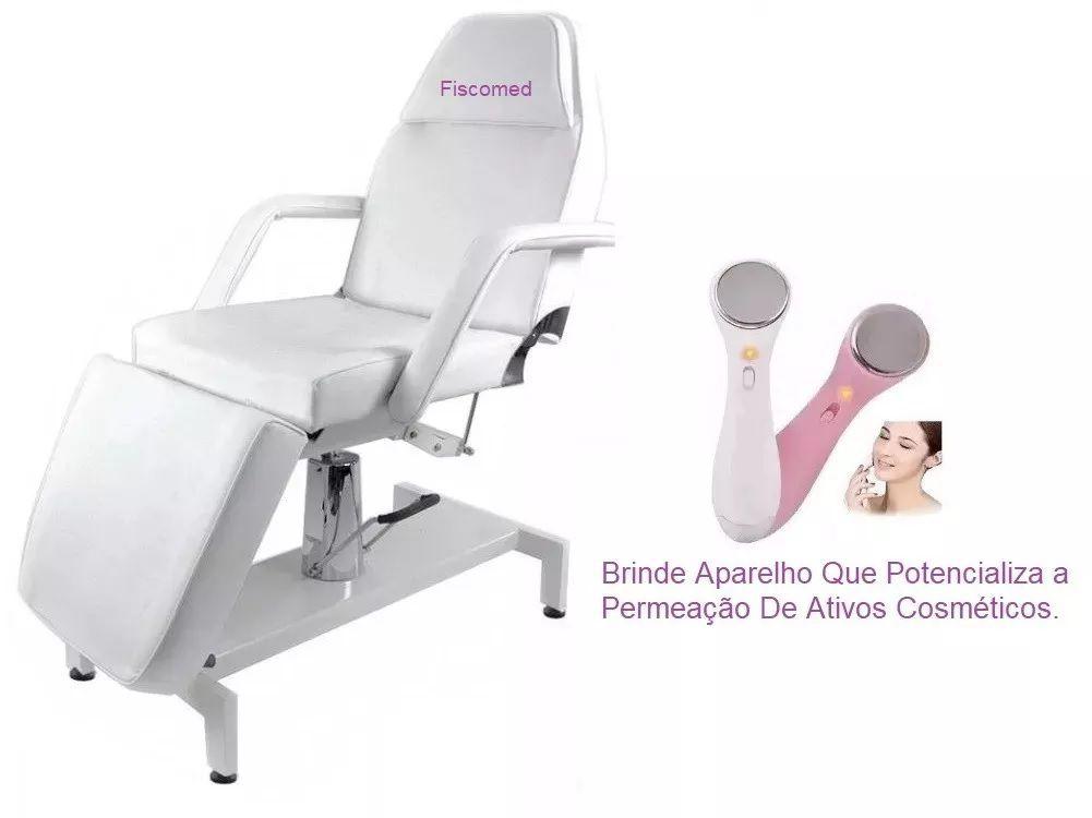 Maca Para Estética Luxo Hidráulica Brinde Aparelho Derma Spa Micro