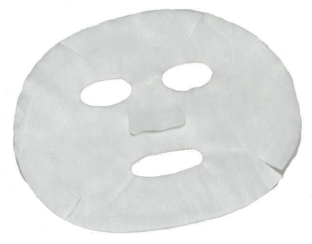 Máscara Descartável TNT Para Limpeza Facial