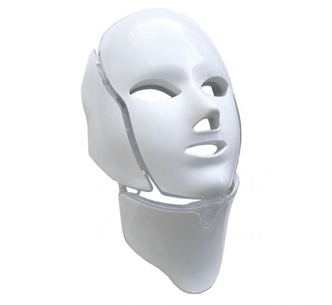 Máscara Fototerapia LED Facial + Pescoço para Fluence Maxx - HTM