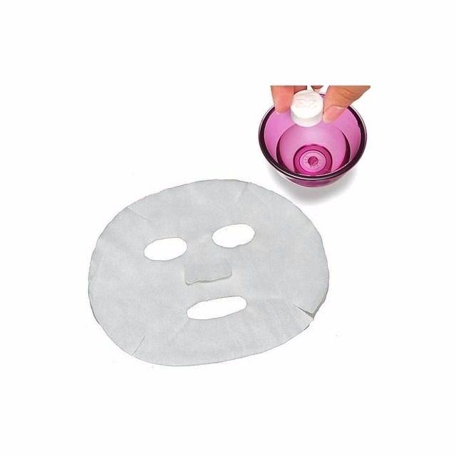 Máscara Para Tratamento Facial Desidratada 50 Unidades