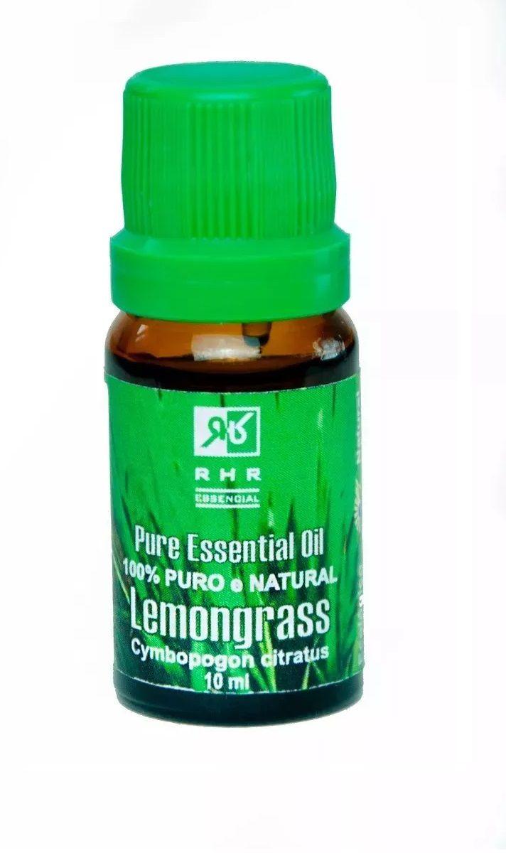 Óleo Essencial Lemongrass RHR