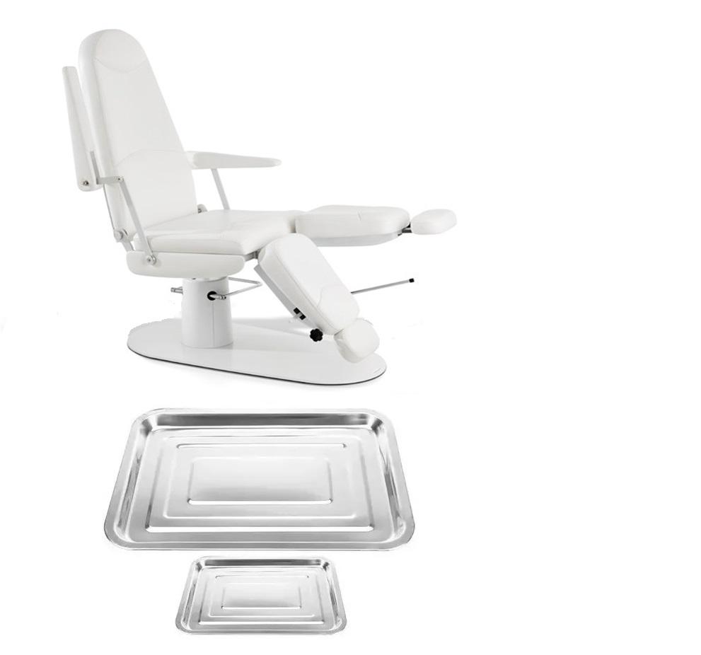 Poltrona Cadeira Hidráulica Ferrante Podologia e Brinde