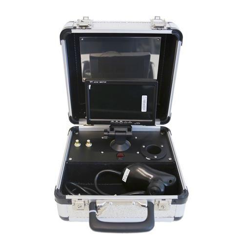 Vídeo Microscópio Capilar na Maleta com Monitor