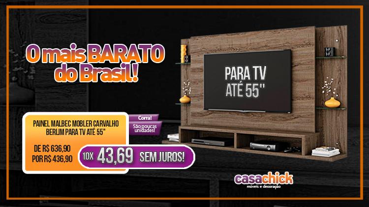 Painel mais barato do Brasil
