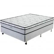 Conjunto Box Soft Bamboo Casal 138x188x49 Prorelax