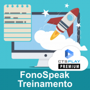 FonoSpeak - Treinamento - Terapia da Fala e Linguagem