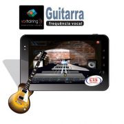 App VoxTraining - Guitarra - Frequência Vocal