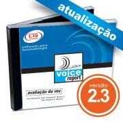 Atualização VoiceReport 2.3