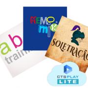 BOX LEITURA E ESCRITA ABC TRAINING + MEMOMIX + SOLETRAÇÃO