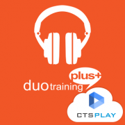 DUOTRAINING PLUS - TREINAMENTO BINAURAL/DICÓTICO