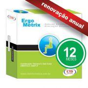 ErgoMetrix - Renovação Anual