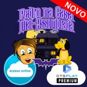 PEDRO NA CASA MAL-ASSOMBRADA WEB - DESENVOLVENDO AS HABILIDADES AUDITIVAS