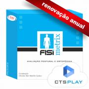 FisiMetrix - Renovação Anual