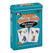 WEBBER PHOTO CARDS (O QUE NÃO PERTENCE)