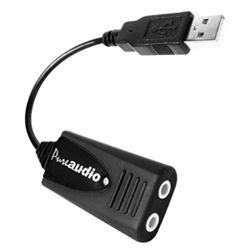 ADAPTADOR ANDREA PUREAUDIO USB  - CTS Informática