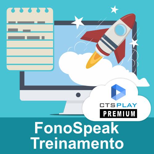 FonoSpeak - Treinamento - Terapia da Fala e Linguagem  - CTS Informática