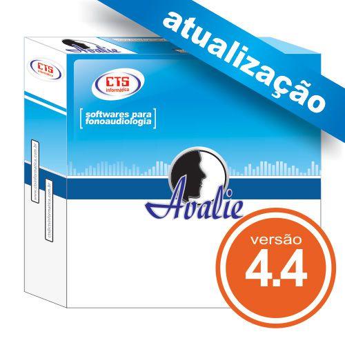Atualização Avalie 4.4  - CTS Informática