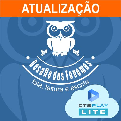 ATUALIZAÇÃO - DESAFIO DOS FONEMAS - TERAPIA DA FALA E LINGUAGEM  - CTS Informática