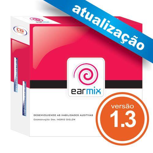 Atualização EarMix 1.3  - CTS Informática