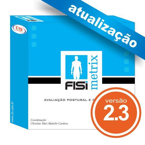 Atualização FisiMetrix 2.3  - CTS Informática