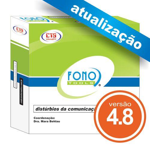 Atualização FonoTools 4.8  - CTS Informática