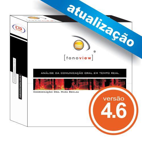 Atualização FonoView 4.6  - CTS Informática