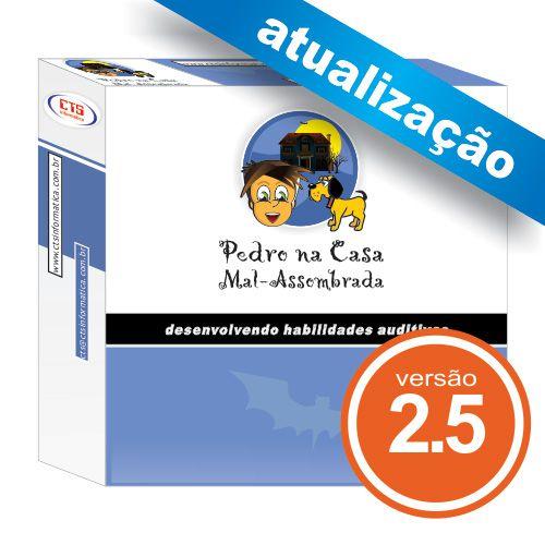 Atualização Pedro na Casa Mal-Assombrada 2.5  - CTS Informática