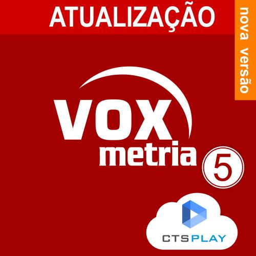ATUALIZAÇÂO VOXMETRIA 5  - CTS Informática