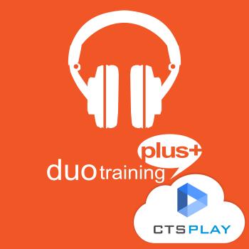 DUOTRAINING PLUS - TREINAMENTO BINAURAL/DICÓTICO  - CTS Informática