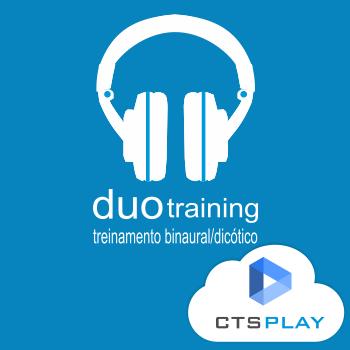 DUOTRAINING - TREINAMENTO BINAURAL/DICÓTICO  - CTS Informática