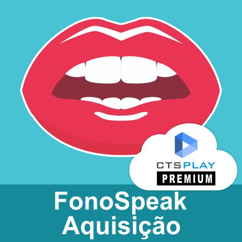 FonoSpeak - Aquisição dos Fonemas  - CTS Informática