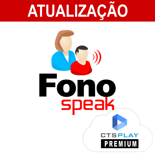 ATUALIZAÇÂO FONOSPEAK 4  - CTS Informática