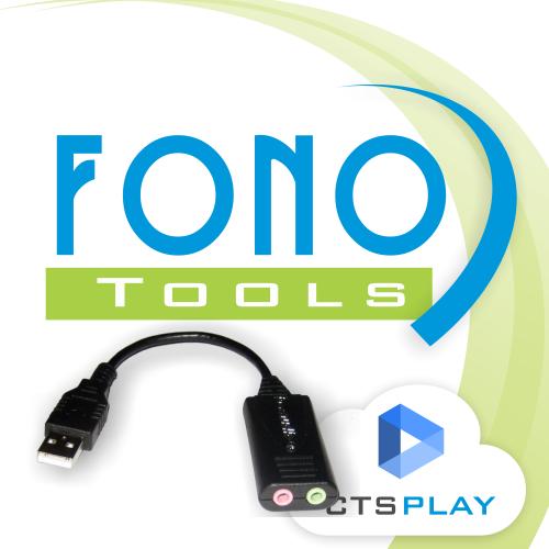 FONOTOOLS - DISTÚRBIOS DA COMUNICAÇÃO  - CTS Informática