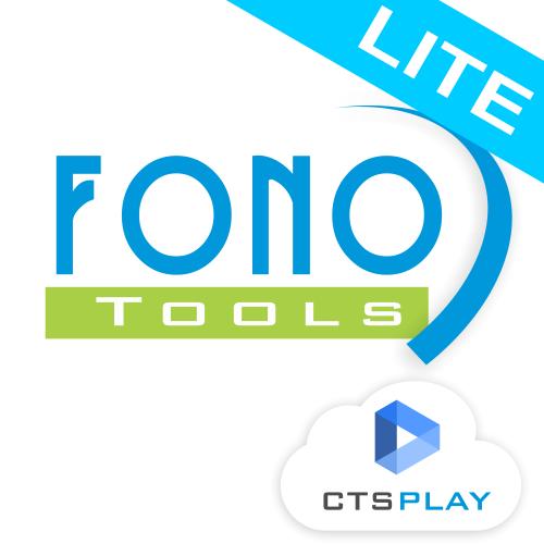 FONOTOOLS LITE - DISTÚRBIOS DA COMUNICAÇÃO  - CTS Informática