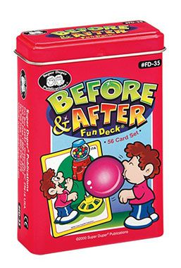 FUN DECK - BEFORE & AFTER (ANTES E DEPOIS)  - CTS Informática