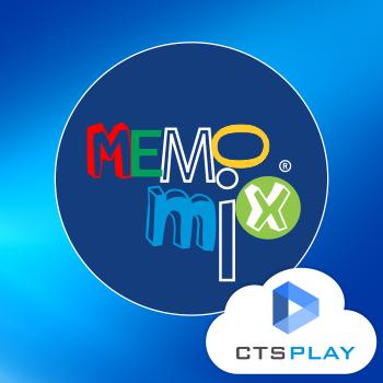 MEMOMIX - MEMÓRIA, ATENÇÃO E PROCESSAMENTO ORTOGRÁFICO  - CTS Informática