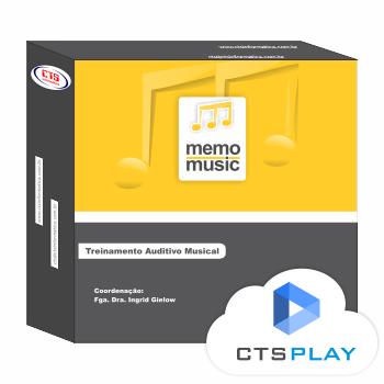 MEMOMUSIC - TREINAMENTO AUDITIVO COM ESTÍMULOS MUSICAIS  - CTS Informática