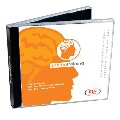 MEMOTRAINING - JOGO DA MEMÓRIA VISUAL, AUDITIVA E AUDIOVISUAL  - CTS Informática