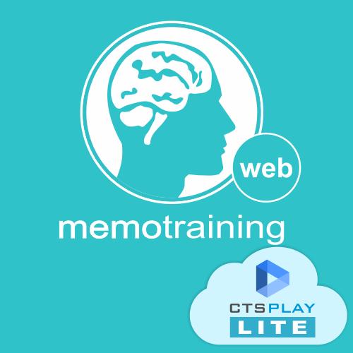 MEMOTRAINING WEB - JOGO DA MEMÓRIA VISUAL, AUDITIVA E AUDIOVISUAL  - CTS Informática