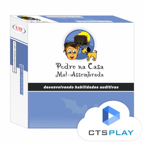 PEDRO NA CASA MAL-ASSOMBRADA - DESENVOLVENDO AS HABILIDADES AUDITIVAS  - CTS Informática