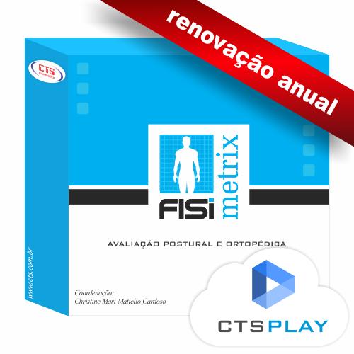 FisiMetrix - Renovação Anual  - CTS Informática