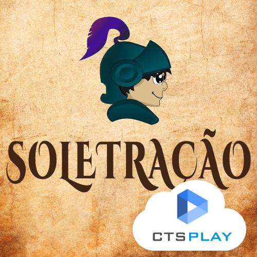 SOLETRAÇÃO - UMA AVENTURA NO REINO DE SOLETRA  - CTS Informática