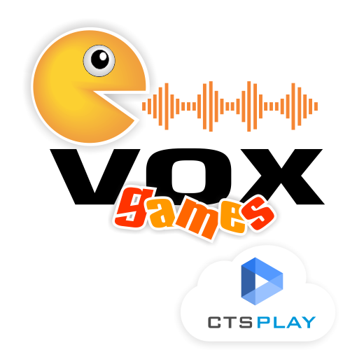 VOXGAMES - TERAPIA DA VOZ  - CTS Informática