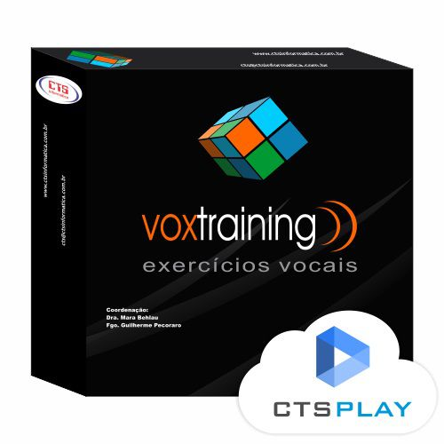 VOXTRAINING - EXERCÍCIOS VOCAIS  - CTS Informática