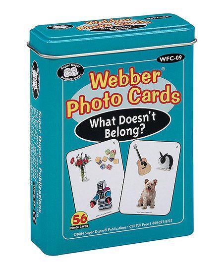 WEBBER PHOTO CARDS (O QUE NÃO PERTENCE)  - CTS Informática