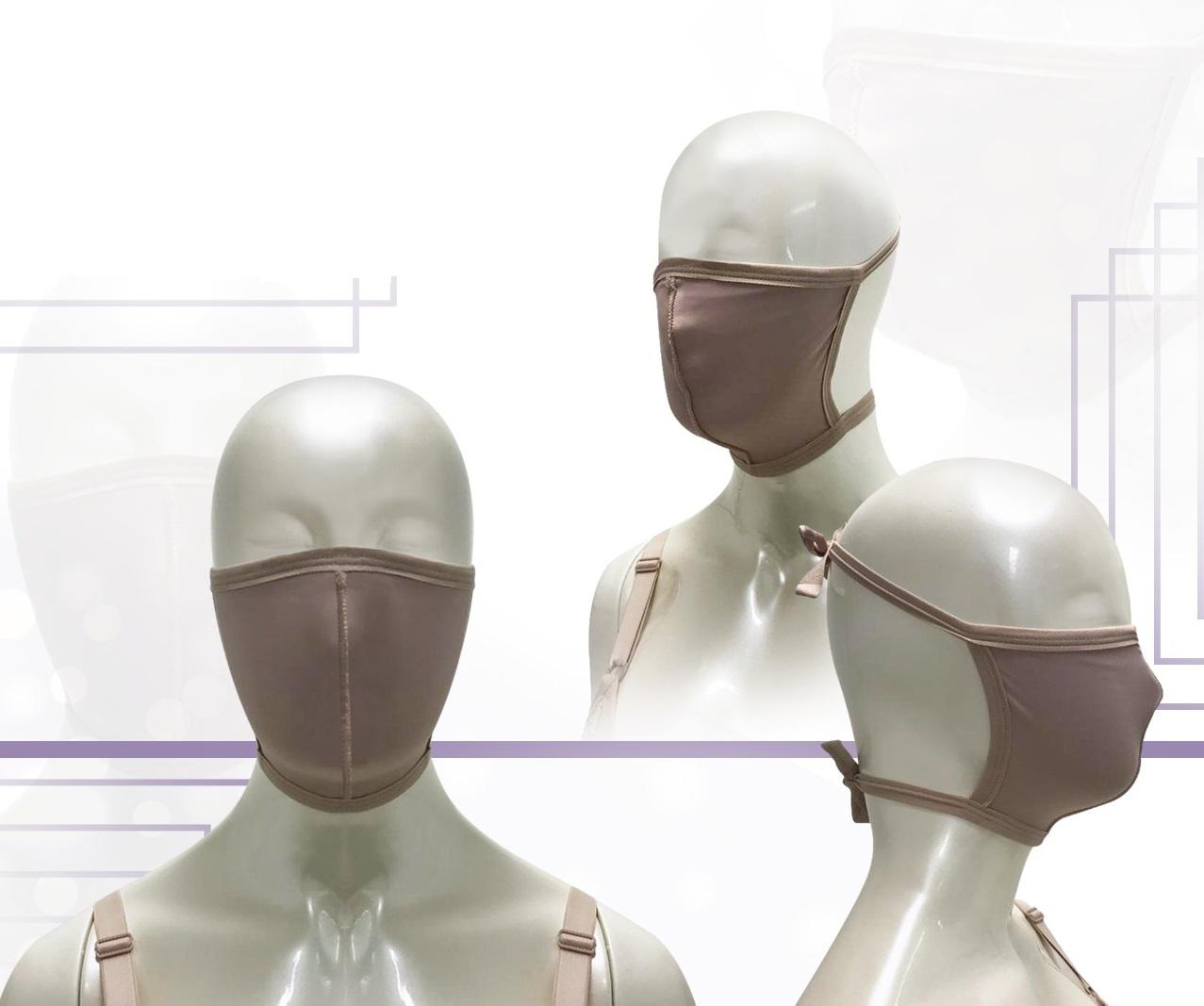 máscaras higiênica