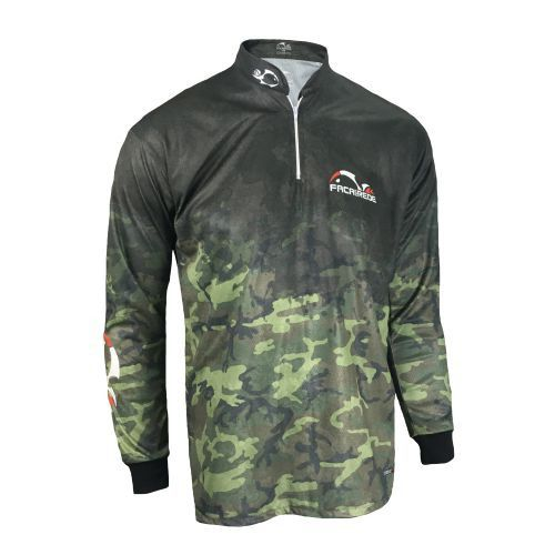 Camisa Faca na Rede Combat-S 2020 NEW Camuflado
